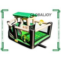 Wholesale Fire Resistance Inflatable Kids Bouncer With Basketball Hoop / Jumping House from china suppliers