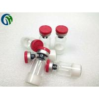 Wholesale Lyophilized Bodybuilding Peptide high purity 99 % Sermorelin growth hormone from china suppliers