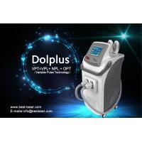 Wholesale SHR Handpieces IPL Hair Removal Machines / Skin Rejuvenation Machine from china suppliers