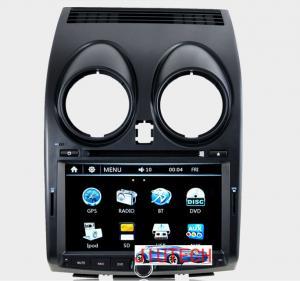 Wholesale Autoradio for Nissan Qashqai 2010+ GPS Satnav Navigation Auto Radio DVD Multimedia DVD from china suppliers