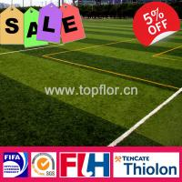 Quality 50mm Thiolon grass for Football/Soccer court for sale