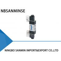 Wholesale NBSANMINSE 3V Series G Thread Solenoid Valve Pneumatic Control Valve AIRTAC Type from china suppliers
