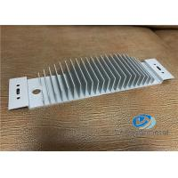Buy cheap Aluminum Extruded Shapes / Heatsink Profile With Precise Cutting from wholesalers