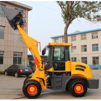 Wholesale Chinese wheel loader with backhoe type with ce from china suppliers