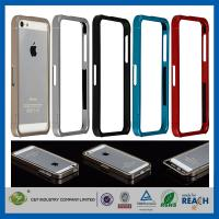 Wholesale Aluminum Metal Slide-On Frame Bumper Apple Cell Phone Cases Cover For Iphone 5 from china suppliers