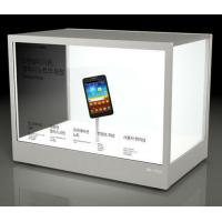 Wholesale 32 Inch WIFI / 3G Transparent LCD Display for Shopping Mall 1920 X 1080P from china suppliers
