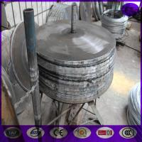 Wholesale bto-28 700mm coil ,10 meter /roll Hot Dipped Galvanized Razor barbed wire from china suppliers