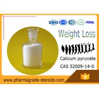 Wholesale CAS 52009-14-0 Pharmaceutical Raw Materials Calcium pyruvate for Weight Loss from china suppliers