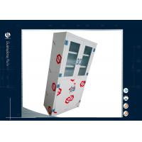Quality Lab Specifical PP Material Laboratory Cabinet Solvent Storage Cabinet for sale