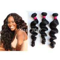 Wholesale Natural Wave Real Brazilian Human Hair , Grade 8A Virgin Hair Without Chemical from china suppliers