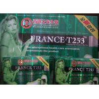 Wholesale Herbal Sex Medicine France T253 Male Enhancement Pills Health Food from china suppliers