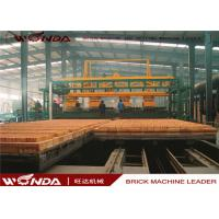 Wholesale Gas Fired Clay Tunnel Brick Kiln Automatically Run For Brick Making Machinery Plant from china suppliers