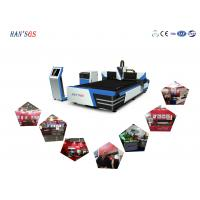 Quality Carbon Steel / Stainless Steel Fiber Laser Cutter Machine 380V/50Hz/60Hz for sale