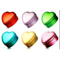 Wholesale Sweet Heart Gift Tin Box With Diamond For Chocolate/Candy/Tea from china suppliers