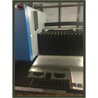 Wholesale 2000w Fibre Optic Laser Cutting Machines For Carbon / Cooper / Aluminium from china suppliers