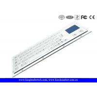 Wholesale Dust-Proof Industrial Keyboard With Touchpad PS/2 Or Usb Interface With 64 Keys from china suppliers