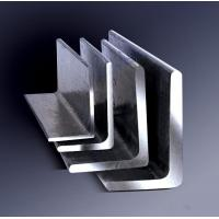 Wholesale Galvanized Steel Angle , Aluminum Angle Bar Low Carbon Hardened Steel from china suppliers