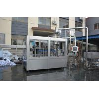 Wholesale Juice beverage and mineral water three in one filling machine manufacturer Beverage factory from china suppliers