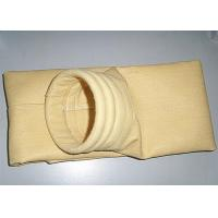 Wholesale Dust collector aramid filter bag industrial micron filter bags 2mm thickness from china suppliers