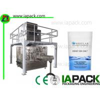 Wholesale 1000g  Salt Doypack Packing Machine  Granule Rotary Weighing Filling Sealing Packaging Machine up to 35 packs per min from china suppliers