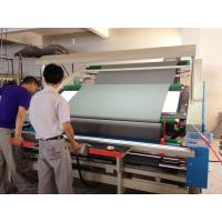 China Tensionless Fabric Testing and Rolling Machine on sale