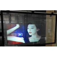 Holographic Projection Foil Transparent Rear Projection Screen Film