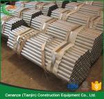 Galvanized Steel Tubes