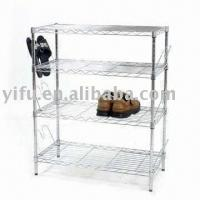 Wholesale metal shoe rack from china suppliers