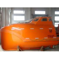 Wholesale Enclosed free fall life boat from china suppliers