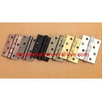 Wholesale 2 inch to 5 inch good quality SS stainless steel hinge for windows and doors from china suppliers