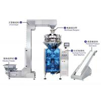 Wholesale Automatic food pouch,sachet,zipper bags packing machine is equipped with weigher from china suppliers
