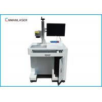 Buy cheap 20w Wire Keyboard Metal Laser Marking Machine With EZCAD Software from wholesalers