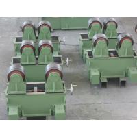 Wholesale Auto Pipe Welding Rotator 5t With Rubber Wheel Have Two Motors Drive Pipe Rolling from china suppliers
