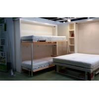 Wholesale Twins Murphy Wall Bed Folding Horizontal Wall Bed Creative Kids Beds from china suppliers