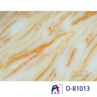 Wholesale weilaiyi Marble PVC  Coating  Film  0.12-0.18mm thickness PVC Decorative Film from china suppliers