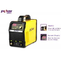 Wholesale Touch Striking ARC Portable Plasma Cutter / Hand Held Plasma Cutter With 60 Percent Duty Cycle from china suppliers