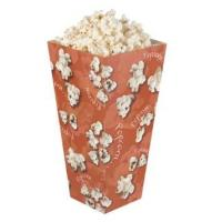 Wholesale Biodegradable Innovative Fast Food Packaging , Small Pink Cardboard Popcorn Boxes from china suppliers
