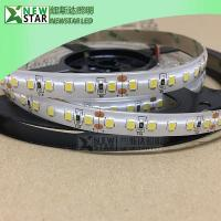Quality 600leds white 3000k Constant current 120leds/m 2835 dc24v LED Strip 12VDC cc strip light with 5sdcm for sale