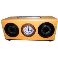 Wholesale OEM Mini Speaker Band Clock Outdoor Sound Box (UK-D19A) from china suppliers