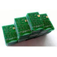 2mm FR4 Prototype PCB Boards , 6 Layer PCB Immersion Gold  with RoHS , ISO