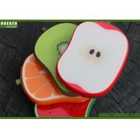Wholesale Sweet Apple Shaped 4000mAh Fruit Power Bank For Mobile Phones / MP3 Players from china suppliers