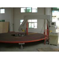 Wholesale Circle Horizontal Sponge Cutting Machine With Rotating Table For PU Square Foam from china suppliers
