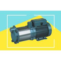 Wholesale Stainless Steel Multistage Horizontal Centrifugal Pump With 75M Max Head , 2.5HP from china suppliers