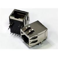 Wholesale 1-2301994-0 Rj45 Jack Integrated Magnetic 1GB Ethernet Shielded w/LED from china suppliers