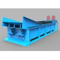 Wholesale Blue Light Double Spiral Sand Washing Equipment 20-150 Tons Per Hour Water Consumption from china suppliers