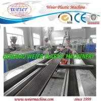 Wholesale Twin Screw Extruder WPC PE Profile Extrusion Line Lightweight Durable from china suppliers