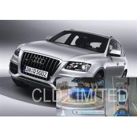 Wholesale HD CMOS 360 Degree Car Reverse Camera Kit , AVM Parking Guidance System Audi Q5, Bird View Parking System from china suppliers
