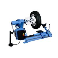 Wholesale Low Profile Semi-auto Car/ Truck Tyre Changer 3ph / 400V / 50Hz With Double Helper Arm from china suppliers