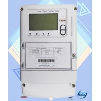 Wholesale IC Card Prepaid Commercial Electric Meter , IEC Standard Three Phase energy meters from china suppliers