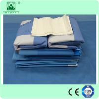 Wholesale EO Steriled Disposable Drape Sheet Hip Drape surgical drape pack from china suppliers